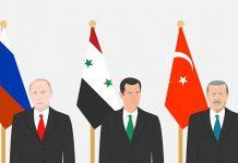"""Απομονωμένος εισβολέας ο Ερντογάν – Το """"άδειασμα"""" της Μόσχας και οι απειλές στη Δαμασκό, Βαγγέλης Σαρακινός"""