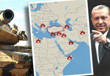 Πόσες βάσεις έχει η Τουρκία στο εξωτερικό — Γιατί δεν πρέπει να φοβάται η Ελλάδα, Βαγγέλης Γεωργίου