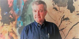 Ο ζωγράφος και σκιτσογράφος των New York Times Pedro Pastor μιλάει στο SLpress, Γιάννης Πανταζίδης
