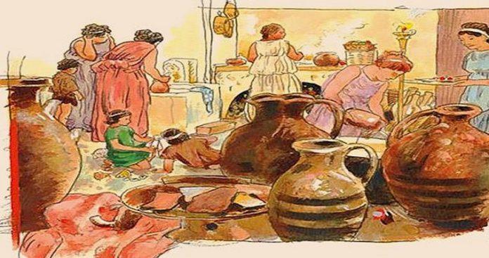 Συνταγές από την αρχαιότητα – Η σάλτσα κάνδαυλος, Γιώργος Ηλιόπουλος