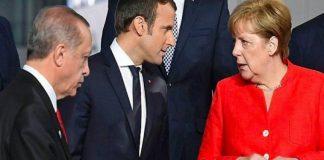 Το θράσος του Ερντογάν έχει ηθικό αυτουργό – Χλιαρή η αντίδραση του Βερολίνου, Βαγγέλης Σαρακινός