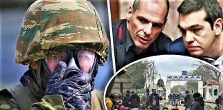 """Πισώπλατη μαχαιριά στην Ελλάδα από τους εγχώριους """"ανοίξτε τα σύνορα"""", Χρήστος Καπούτσης"""