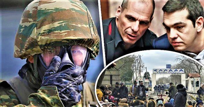 Πισώπλατη μαχαιριά στην Ελλάδα από τους εγχώριους
