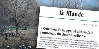 Η κραυγαλέα υποκρισία – Το δένδρο του ασύλου και το δάσος του διεθνούς δικαίου, Άγγελος Συρίγος
