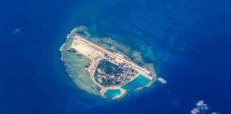 """Περιβαντολλογική """"βόμβα"""" τα τεχνητά νησιά της Κίνας στην Νότια Σινική Θάλασσα"""