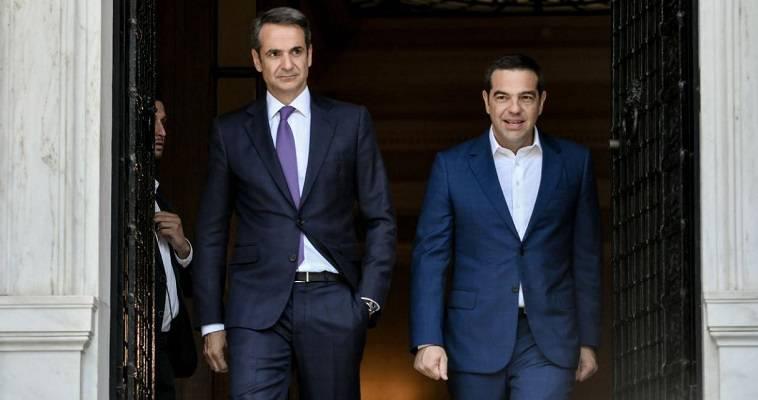 Ακλόνητοι δημοσκοπικά κυβέρνηση και Μητσοτάκης – Τι έδειξαν δύο δημοσκoπήσεις, slpress