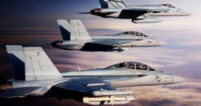 Αφήνει το Eurofighter και πιάνει το Super Hornet η