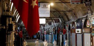 Αυξάνονται τα κρούσματα κορονοϊού στην Τουρκία