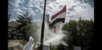 Λιβύη, Συρία, Παλαιστίνη – Η πανδημία στις εμπόλεμες ζώνες, slpress