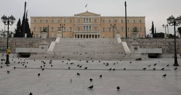 Επιστροφή στον Μάρτιο - Σε lockdown όλη η Ελλάδα