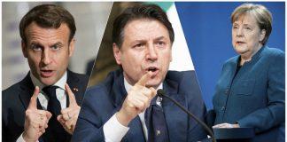 Ιταλικές οι ανάγκες, γερμανικό το πρόγραμμα! Βαγγέλης Σαρακινός