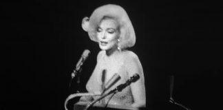 Το Happy Birthday της Μέριλιν Μονρόε στον Τζον Κένεντι..., Νεφέλη Λυγερού