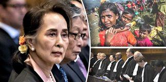 Τεστ αξιοπιστίας για τον ΟΗΕ η εθνοκάθαρση των Ροχίνγκια, Μαρούδα Μαρία-Ντανιέλλα