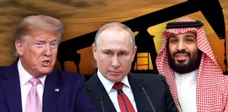 Πετρέλαιο και γεωπολιτική – Όλοι εναντίον όλων, Νίκος Μπινιάρης