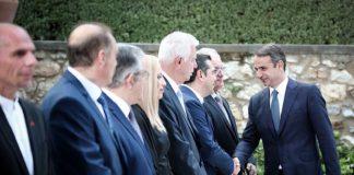 Τι ζητούν από τη σημερινή κρίσιμη Σύνοδο οι πολιτικοί αρχηγοί