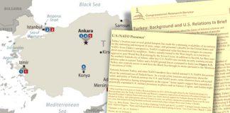 """""""Πόντιος Πιλάτος"""" έκθεση του Κογκρέσου για την Τουρκία, Ζαχαρίας Μίχας"""