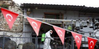 Μια τρύπα στο νερό η καθυστέρηση του Ερντογάν για lockdown, Βαγγέλης Σαρακινός