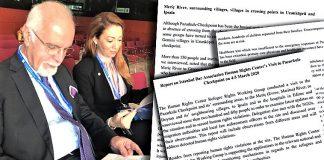 Τούρκοι δικηγόροι κουνάν το δάχτυλο στην Ελλάδα για ανθρώπινα δικαιώματα!, Μαρία Μοτίκα