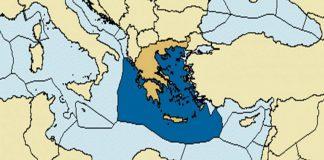 Γιατί είναι διπλωματικό όπλο οι ελληνικοί θαλάσσιοι χάρτες, Ελευθέριος Τζιόλας