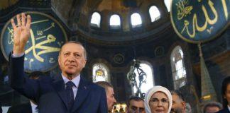 """Αγία Σοφία: Ο δεύτερος """"βιασμός"""" της από τους νεοοθωμανούς, Άγγελος Συρίγος"""