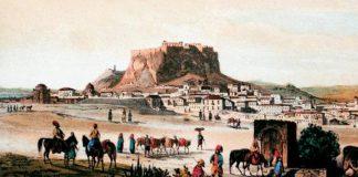 Καστριανοί, η οθωμανική φρουρά της Ακρόπολης, Γιάννης Παγουλάτος