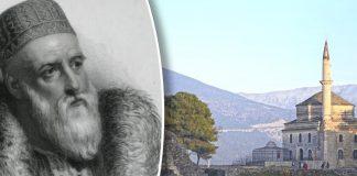 Αναζητώντας τον θησαυρό του Αλή Πασά – Μυστήριο δύο αιώνων, Γιώργος Μουσταΐρας