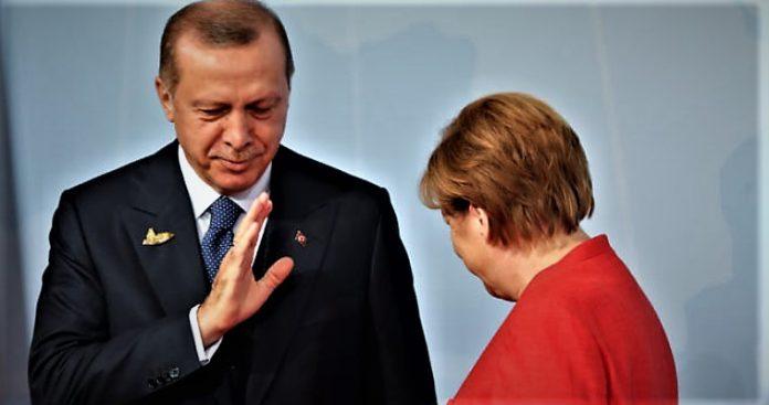 """""""Καλό παιδί"""" στο ΝΑΤΟ, σκληρός στην ΕΕ ο Ερντογάν, Βαγγέλης Σαρακινός"""