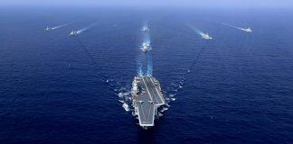 Η ώρα των στόλων στον Ειρηνικό – Ναυτική αντιπαράθεση ΗΠΑ-Κίνας, Αλέξανδρος Μουτζουρίδης