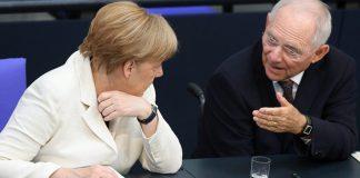 Η Γερμανία δείχνει τα δόντια της στην ΕΕ – Συμπαιγνία δικαστών, Σόιμπλε και Μέρκελ, Γεράσιμος Ποταμιάνος