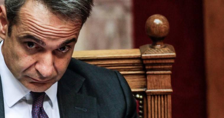 Στη σκιά της τουρκικής απειλής, ο Μητσοτάκης πυροδοτεί πολιτικό εμφύλιο, Δημήτρης Χρήστου