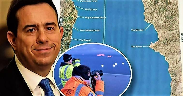 """Χάρτης των ΜΚΟ για διακινητές – Τα τουρκικά """"Λευκά Κράνη"""" στη Λέσβο, Γιάννης Σιδεράτος"""