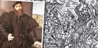 Μερκούρης Μπούας Σπάτας: Ο κοντοτιέρος που έγραψε πολεμική ιστορία στην Ευρώπη, Γιώργος Μουσταϊρας