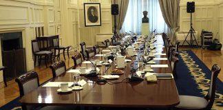 Χωρίς Συμβούλιο Εθνικής Ασφαλείας και στρατιωτική παιδεία, αλλά με διδακτορικά! Παναγιώτης Γκαρτζονίκας