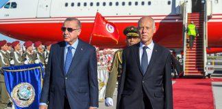 Ο Σαράτζ επιβιώνει – Η Τυνησία στην αγκαλιά του Ερντογάν, Γιώργος Λυκοκάπης