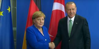 """Η ασυλία του Ερντογάν και οι """"αδυναμίες"""" της Μέρκελ, Βαγγέλης Σαρακινός"""