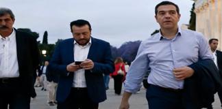 """Αρχίζει το ματς στον ΣΥΡΙΖΑ – Πρώτο """"θύμα"""" ο Νίκος Παππάς"""