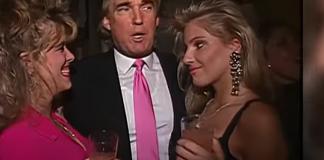 """Τα ξέφρενα πάρτι του Τραμπ όταν ήταν """"βασιλιάς της Νέας Υόρκης"""", Νεφέλη Λυγερού"""