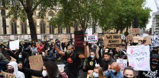 Επεισόδια και λεηλασίες στις Βρυξέλλες μετά τη διαδήλωση για τον Φλόιντ