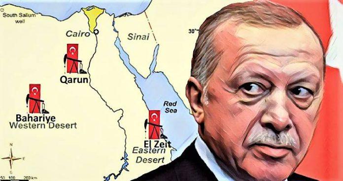 Ankara's long reach on Egyptian oil