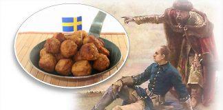 Πως έφτασαν οι κεφτέδες στη Σουηδία, Γιώργος Μουσταΐρας