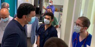 Στη Λέρο ο υπουργός Υγείας - Μόνον ένας παθολόγος καταγγέλλει η ΠΟΕΔΗΝ