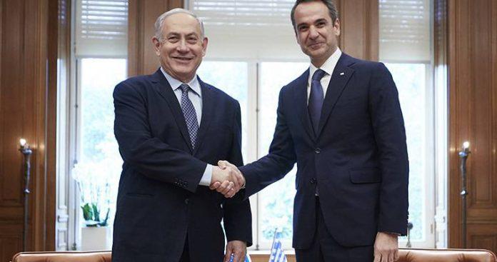 Mitsotakis-Netanyahu talks rekindle close relations - Libya on the table, Alexandros Tarkas