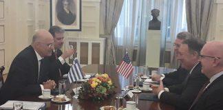 Στις ράγες και πάλι ο Στρατηγικός Διάλογος με τις ΗΠΑ, Αλέξανδρος Τάρκας