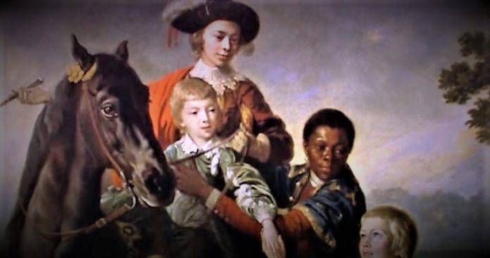 Η δουλεία από τον Παλαιό στον Νέο Κόσμο, Νίκος Μπινιάρης