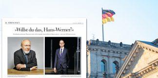 """Δύο Γερμανοί σοφοί μονομαχούν """"για τα μάτια"""" της ΕΚΤ, Αλέξανδρος Μουτζουρίδης"""