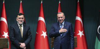 Με τις πλάτες του Ερντογάν προελαύνει ο Σαράτζ – Προς διχοτόμηση η Λιβύη, Γιώργος Λυκοκάπης