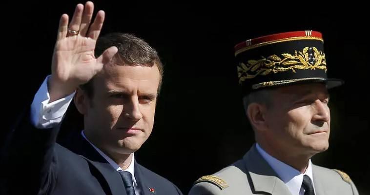 Η εσωτερική αναταραχή υπονομεύει την παρέμβαση της Γαλλίας στη Μεσόγειο, Ευθύμιος Τσιλιόπουλος