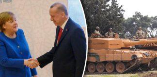"""""""Οι Γερμανοί είναι φίλοι μας"""", αλλά το 1/3 των γερμανικών εξαγωγών όπλων πάνε Τουρκία"""