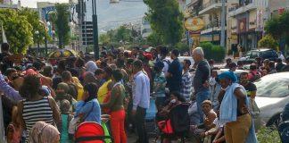 Πρόβλημα συνωστισμού στις υπηρεσία ασύλου -Κατεχάκη, ΄Αλιμο, Πειραιά