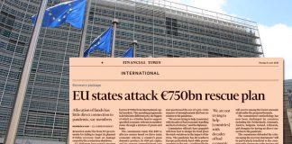"""Ποιες χώρες-μέλη θέλουν να """"κόψουν"""" χρήματα από το Νότο"""